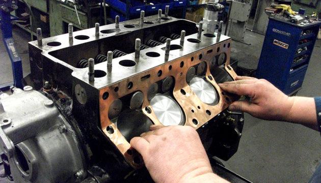 Motorinstandsetzung AlterHorch2 BSK GmbH & Co. KG