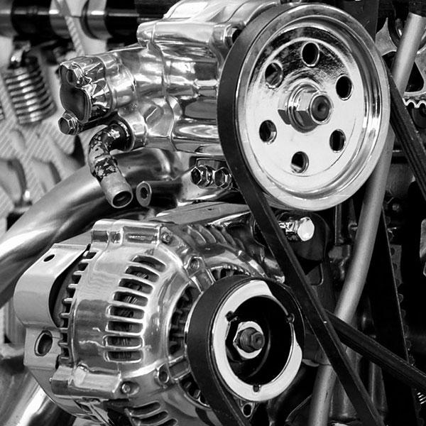 Motorinstandsetzung Komplettmotor BSK GmbH & Co. KG